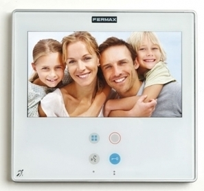Smile! The new Fermax video entry system has arrived   Door Entry Systems   Scoop.it