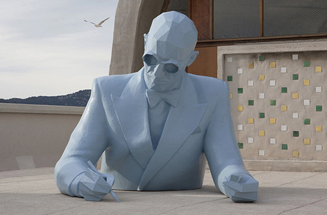 An Homage To A Master: The Bust Of Le Corbusier   The Architecture of the City   Scoop.it
