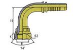 ph #metric #hydraulic #hose fittings - parher Machinery®http://www.parher.com/metric-hydraulic-hose-fittings | CBNT Steel Cabinet Co.,Ltd. | Scoop.it
