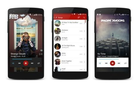 Jams Music Player for Android goes open source - Liliputing | Friprogsenteret | Scoop.it