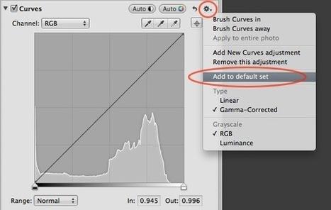 Adding Adjustments to Your Default Set of Tools   fuji x-e2, fuji x lenses, x-trans sensor   Scoop.it