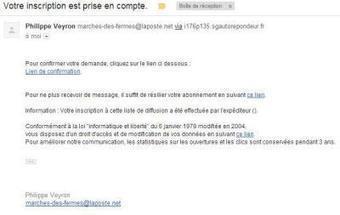 Nouvel forme de spam | antispam | Scoop.it