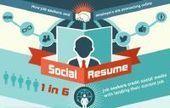 Bien utiliser les réseaux sociaux pour trouver un emploi | Vie d'entreprise : Ressources Humaines et Marché du Travail | Institut supérieur de Promotion Industrielle | Scoop.it