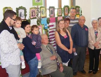 Selommes (41) > Six générations se retrouvent | RoBot généalogie | Scoop.it
