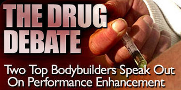 Bodybuilding.com - The Drug Debate: Two Top Bodybuilders Speak Out On Performance Enhancement. | Sports Ethics: Zeigler, H | Scoop.it