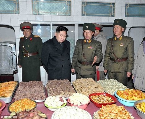 Kim Jong-Un considers opening restaurant in Scotland selling North Korean ... - Daily Mail | Human Geography | Scoop.it