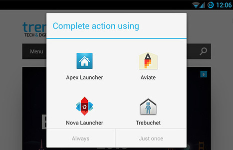 Best Android Launchers & How To Use Them | trendblog.net | Android: The Free Way To Get Mobile | Scoop.it