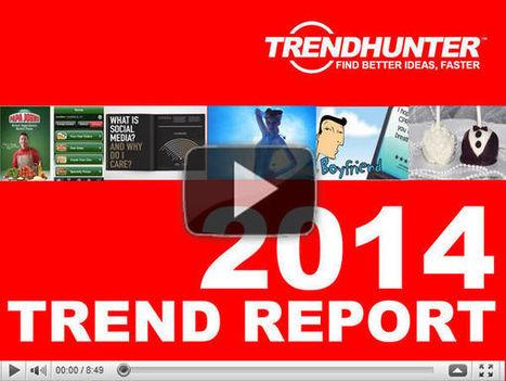 2014 Trend Report Top 20 | Futurewaves | Scoop.it