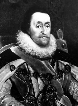 James I, king of England from 1603 to 1625. | Lives of the nobility in England during the reign of Elizabeth I and James I | Scoop.it