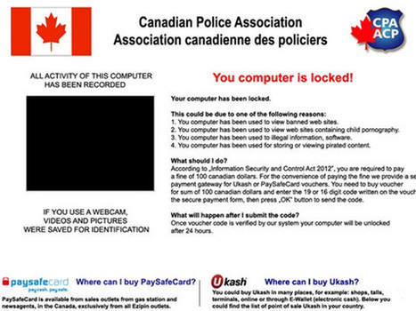 How to Remove Canadian Government Association Virus On Android Phone | Remove PC Virus and Upgrade PC Performance | Scoop.it