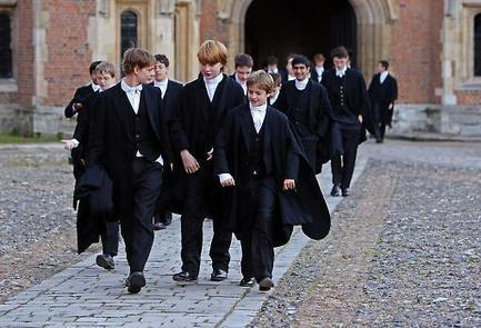 The Eton Scholarship Question: this is how the British elite are trained to think | SteveB's Politics & Economy Scoops | Scoop.it