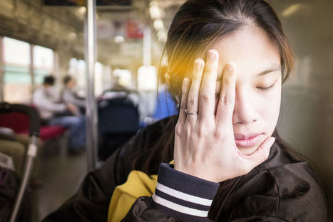 What Causes Motion Sickness? | Anatomy & Physiology articles | Scoop.it