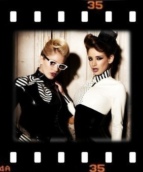 Honour's Latex Fashion 2013 | LFN - latex fetish news | Scoop.it