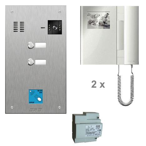 An amazing 2 way intercom video kit   Door Entry Systems   Scoop.it