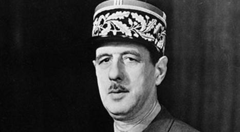 En 1963, Charles de Gaulle a été proposé pour le prix Nobel... de littérature | Slate | Que s'est il passé en 1963 ? | Scoop.it