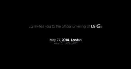 LG G3預告影片亮相 證實新機細節   LG新機動態   通訊世界   udn數位資訊   LG新機   Scoop.it