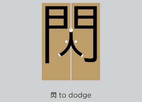 5 mnemonic devices for reading Chinese characters | TED Blog | Chinese Language is not that Hard | Scoop.it