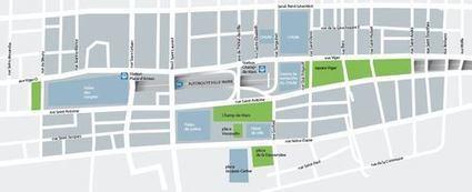 Projet secteur Champ-de-Mars | Tier lieu, Ville ludique «» PlaceMaking | Scoop.it