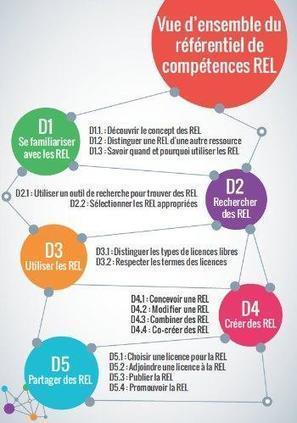 L'OIF lance un référentiel de compétences REL | IFADEM : Initiative francophone pour la formation à distance des maîtres | Gestion des connaissances | Scoop.it