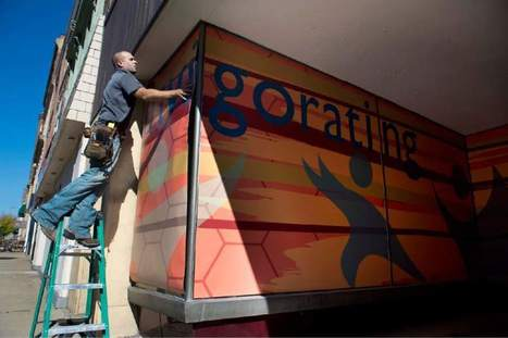 Public art project expands in downtown Greensburg   Advertising   Scoop.it