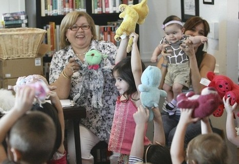 Kids get a kick out of stuffed-animal pet show at Minneola Schoolhouse Library | Creating a LibraryAware Community | Scoop.it
