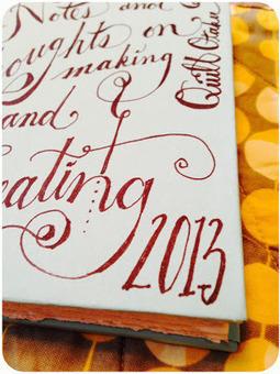 Quilt Otaku: Hand Sewn Bookbinding & Calligraphy | Bookmaking | Scoop.it