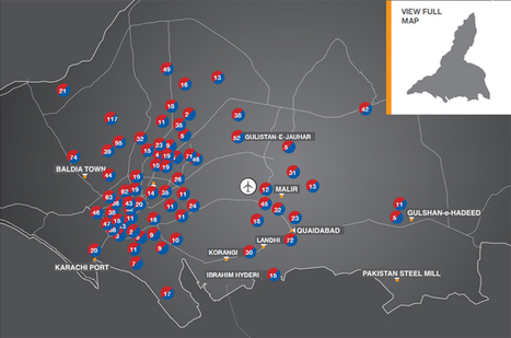 Interactive: Karachi's killing fields | Data Visualization & Infographics | Scoop.it