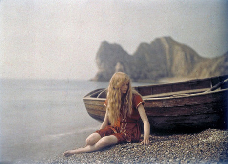 These 1913 Autochrome Portraits Are From the Early Days of Color Photography | Images à voir | Scoop.it