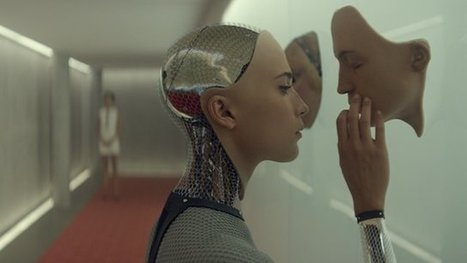 Ex Machina: Our Fear of AI | 3D animation transmedia | Scoop.it
