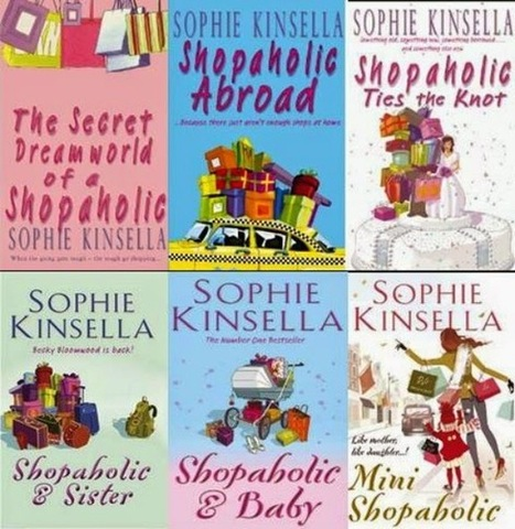 Book Review: Shopaholic Book Series by Sophie Kinsella   Sammi Sunshine   Scoop.it