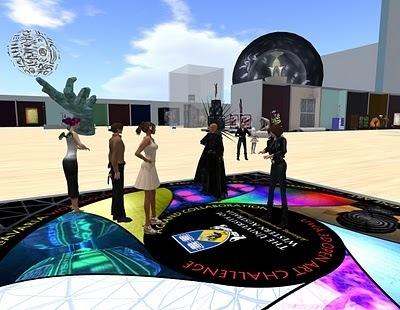 The University of Western Australia in Second Life: York University Course @ UWA Challenge Gallery   Metaverse NewsWatch   Scoop.it