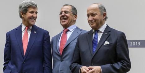Accord sur le nucléaire: les grandes puissances et l'Iran satisfaits, Israël en colère | le nucléaire iranien | Scoop.it