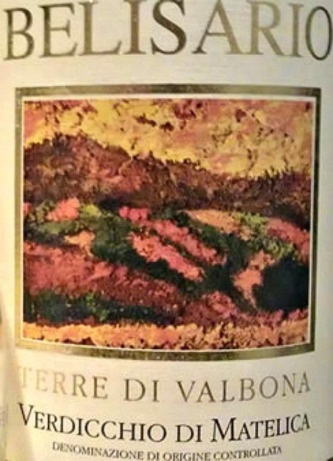 Belisario Terre Di Valbona Verdicchio di Matelica, Le Marche   Wines and People   Scoop.it
