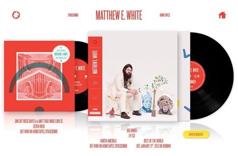 MATTHEW E. WHITE | Matthew E. White | Scoop.it