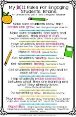 Light Bulbs and Laughter: Eleven Rules for Engaging Students' Brains | Education | Scoop.it