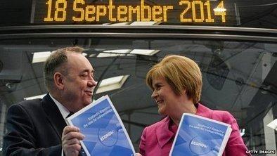 Scottish independence: Counting the economic 'goodies' - BBC News | Politics Scotland | Scoop.it