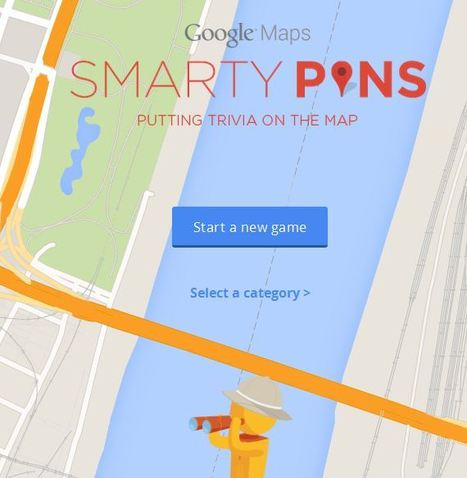 Google Maps Smarty Pins | Geography Education | Scoop.it