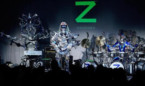 Meet Z-Machines, Squarepusher's new robot band - The Guardian | Robot Stories | Scoop.it