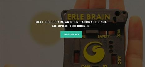Erle-brain makes building robotics easier with BeagleBone Black - Launch Your Design Blog - Launch Your Design - TI E2E Community | Raspberry Pi | Scoop.it