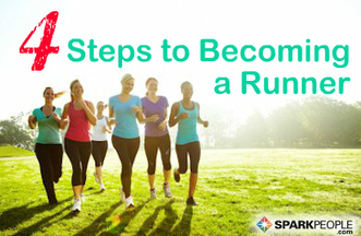 How to Turn Your Walk into a Run | One Step at a Time | Scoop.it