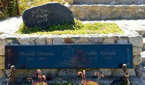 Plus de 40 ans après sa mort, le poète chilien Pablo Neruda va retrouver le repos, emportant à jamais avec lui, par la force des choses, la vérité sur les circonstances de sa soudaine disparition... | TransEuropeEscape | Scoop.it