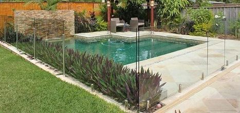 glass pool fencing | Pool Fencing | Scoop.it