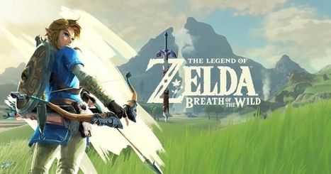 10 Things You Can Do In The Legend of Zelda: Breath Of The Wild | Thezonegamer | Scoop.it