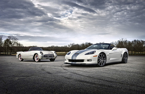 Corvette Marks 60 Years of Performance with 427 Convertible.   Vette-News   Scoop.it