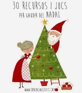 Els millors recursos per treballar el Nadal | Posts d'Educació i les TIC | Scoop.it