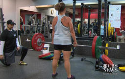 For women, strong is the new skinny | Kickin' Kickers | Scoop.it