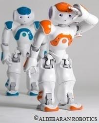 NAO : la robotique comme solution pour l'autisme | Économie numérique | Education and Cultural Change | Scoop.it
