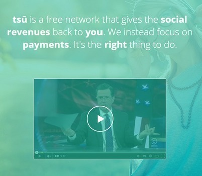 Tsu: The New Social Network That Pays You for Posts, Friends   A Rich Selection Of The Latest News www.canbeweird.com   Scoop.it