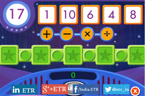 Best Math Apps Aligned to Common Core Standards - EdTechReview™ (ETR) | Ed Tech | Scoop.it