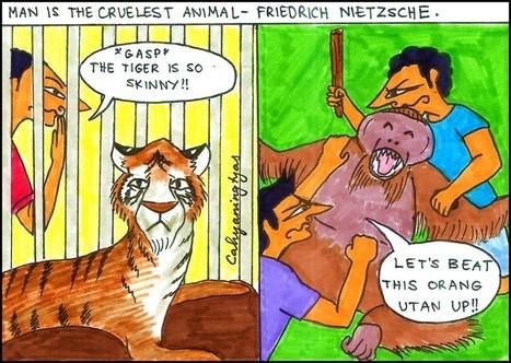 Watatita: Human Beings Are the Cruelest Animal - Jakarta Globe (blog) | Animals R Us | Scoop.it